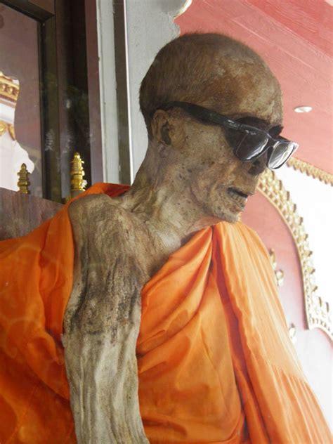 japanese tattoo koh samui the mummfied buddhist monk of koh samui