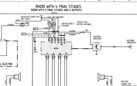 radio wiring pelican parts technical bbs