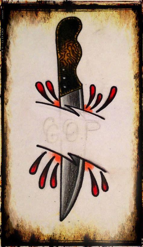watercolor tattoo generator bread knife flash painting knife