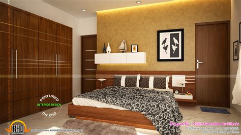 Bedroom Interior Design Cost In India Kerala Style Low Cost Storied Home Keralahousedesigns