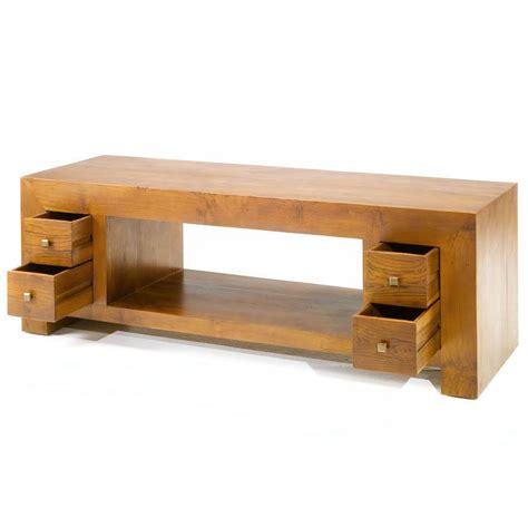 Bufet Tv Minimalis 3 Laci 2 M beli bufet tv 4 laci kayu jati model minimalis ktv 010