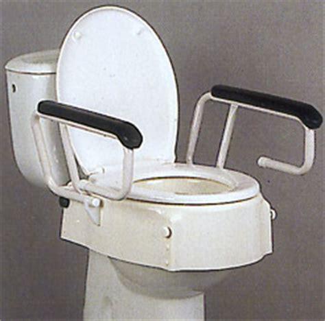bad h 246 henverstellbarer toilettensitz mit armlehne - Bd Toilettensitz
