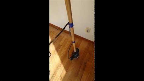 sanding hardwood floors orbital sanding a hardwood floor with a 5 quot orbital sander
