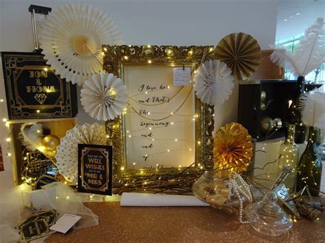 Great Gatsby Wedding ? Props & Crafts