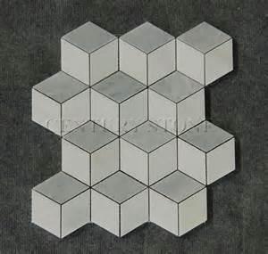 new design 3d carrara mix thassos white mix dan marble