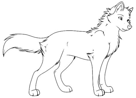 coloring pages of cute wolves 6 best images of winged wolf coloring pages printable