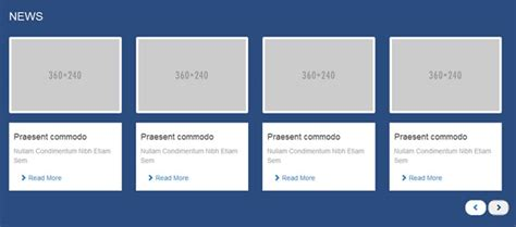 membuat layout dari bootstrap membuat tilan halaman news slide dengan bootstrap carousel