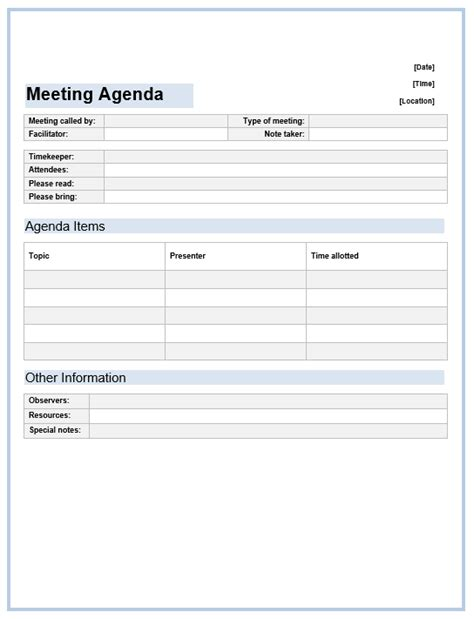 download ms office informal meeting minutes in green color theme