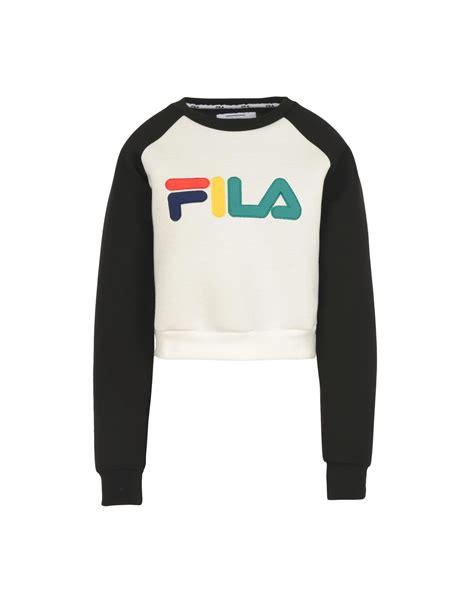 Jaket Fila Hoodie Jumper fila shirts for sale fila heritage coco crop sweater
