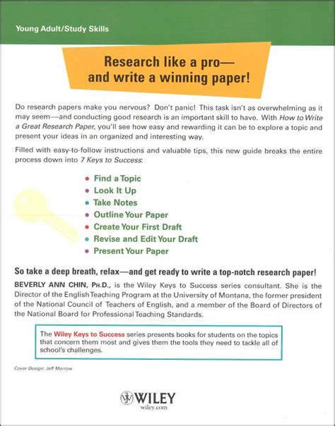 how to write a resource paper great research papers