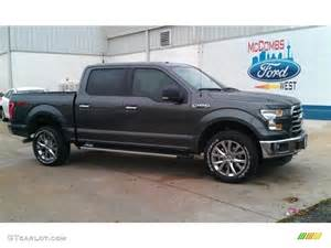 Ford Magnetic Color 2015 Magnetic Metallic Ford F150 Xlt Supercrew 4x4