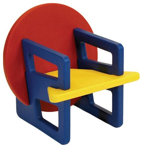 Kid Chair by Puzzle Chair Modern Chairs By Design