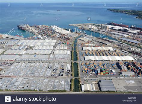 koper port port of koper aerial view koper or capodistria its