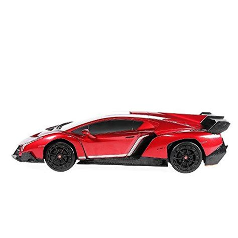 Gas Rc Lamborghini Cars Rc Rw 1 24 Drift Lamborghini Veneno Nitro Remote