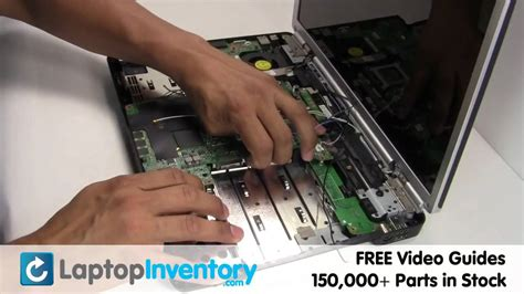 Dell Inspiron 1525 1545 Fan Replacement Repair Fix Cpu