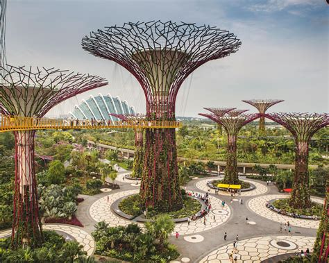 Landscape Structures Singapore How One Of The World S Densest Cities Has Green