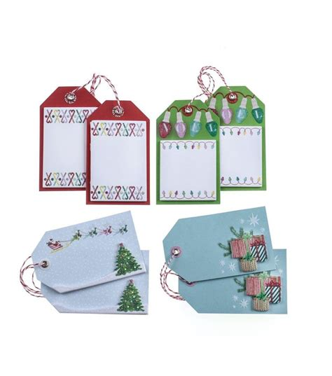 martha stewart merry and bright birds martha stewart crafts merry and bright premade gift tags 8 count don t get left see