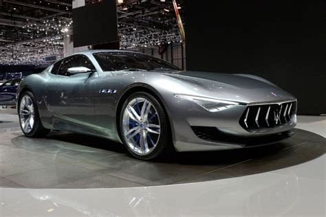 Car Maserati by Alfieri Concept Car The Car Anticipating The Future