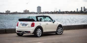 Mini Coopers Convertible 2016 Mini Cooper S Convertible Review Caradvice