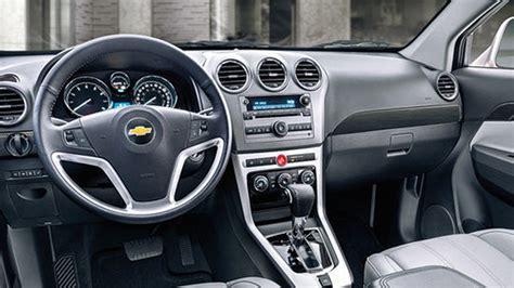 chevrolet captiva interior 2016 image gallery 2014 captiva interior