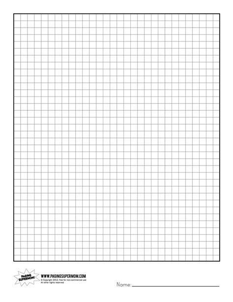 printable graph paper for interior design grid paper for house plans