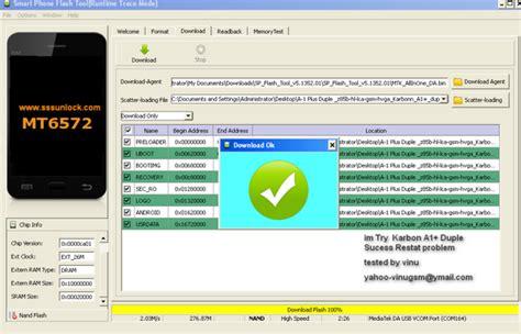tutorial smartphone flash tool sp flash tool download smartphone flashtool