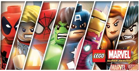 lego marvel super heroes marvel heroes games marvel com lego marvel super heroes character list engaged family