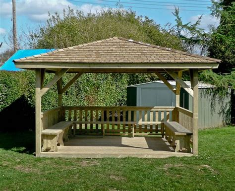 Simple Outdoor Gazebos Simple Gazebo Playground Ideas