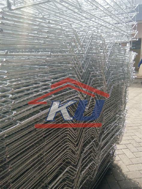 Jual Sho Metal Surabaya jual pagar brc lembaran murah ready stock surabaya karya