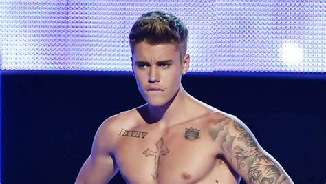 photos justin bieber swim uncensored picture
