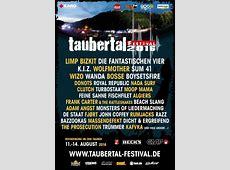 ~ Tauberplanscher.de - Die Taubertal-Festival Fanpage ... K 11 Poster