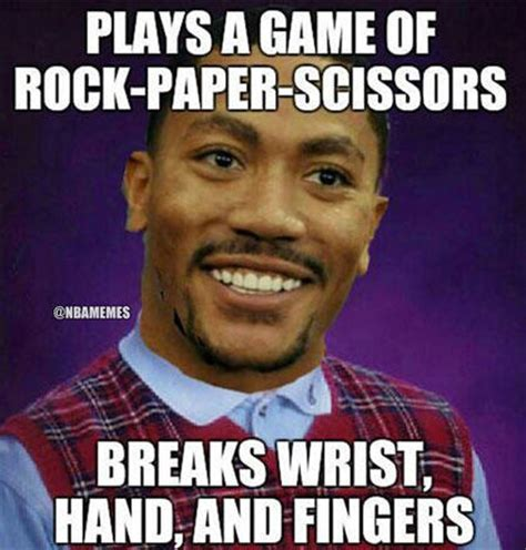 Derek Rose Meme - complex funniest sports memes image memes at relatably com