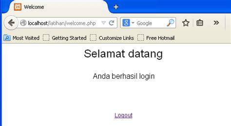 membuat form login sederhana php membuat form login sederhana dengan php semua tentang
