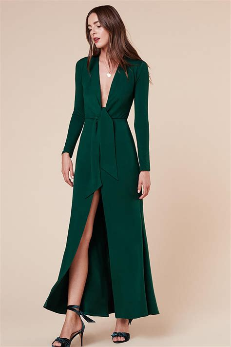 Chik Dress what to wear to a winter wedding cold weather winter