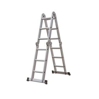 Tangga Multipurpose Alumunium 5 7 Meter Tangga Lipat Multi Purpose harga tangga lipat harga 2018