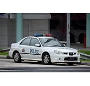 Singapore Police Force Subaru Impreza Fast Response Car  Flickr