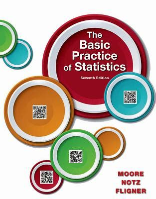 the practice of statistics books the basic practice of statistics book by david s