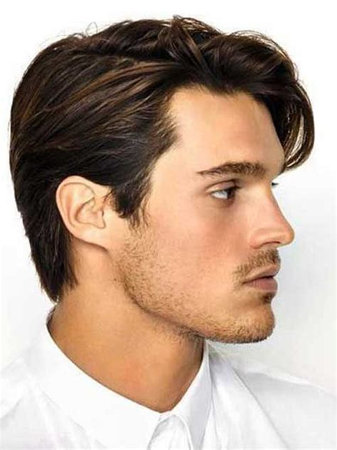 cool mens hairstyles for medium length hair remarkable medium haircuts for men mens hairstyles 2018