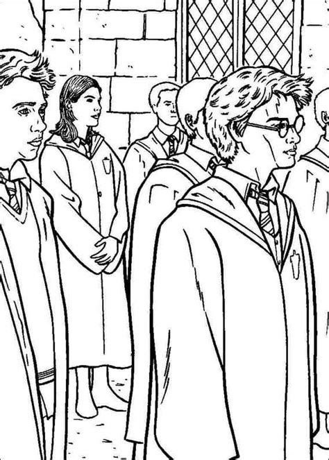 sam s club harry potter coloring book harry potter 030 coloring page