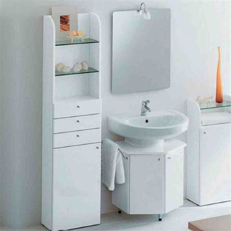 Small Bathroom Cabinet Ideas Home Furniture Design Compact Bathroom Furniture