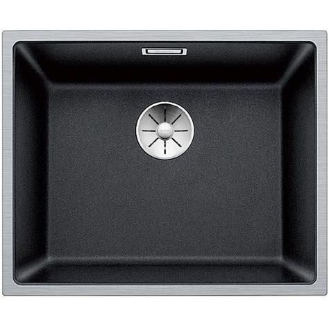 Kitchen Sink Frame Blanco Subline 500 If Steel Frame Inset Kitchen Sink