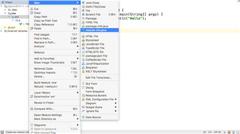themes for java supported a look at intellij idea s support for java 9 modules