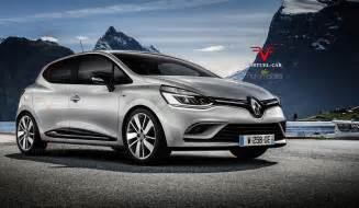 Renault Clio Iv 2017 Renault Clio Iv Facelift Rendered Based On Recent