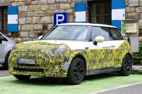 2019 Mini Ev by Mini Plots Maiden Hatch Ev For 2019 Reveal Autocar