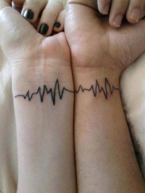 20 matching couple tattoos for lovers that will grow old