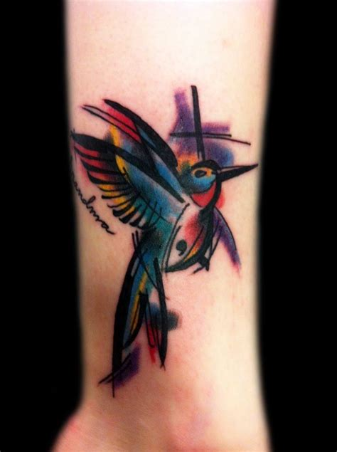 abstract tattoo 40 abstract bird tattoos