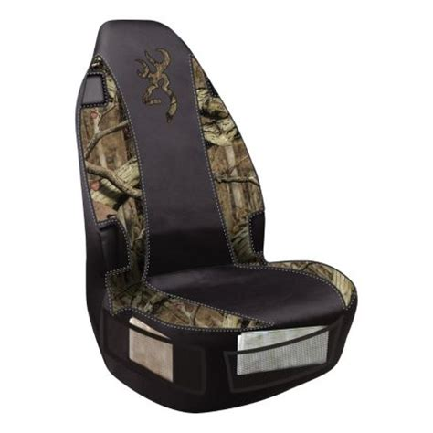shopping cart seat cover canada signature products browning buckmark seat