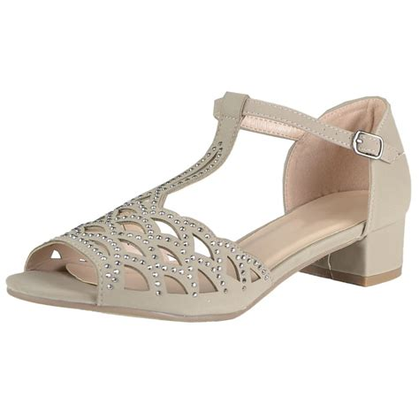dress sandals womens t rhinestone glitter cutout dress sandals w