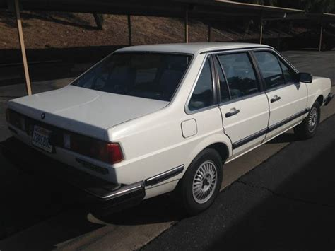 1984 volkswagen quantum for sale yorba california