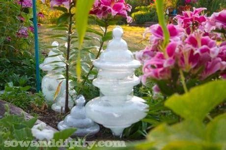 diy garden lights paperblog